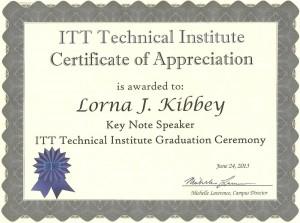 ITT Graduation 0613